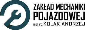 Naprawa pojazdów – Zakład Mechaniki Pojazdów. Kolak Andrzej